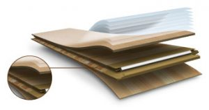 quick step quality timber layer