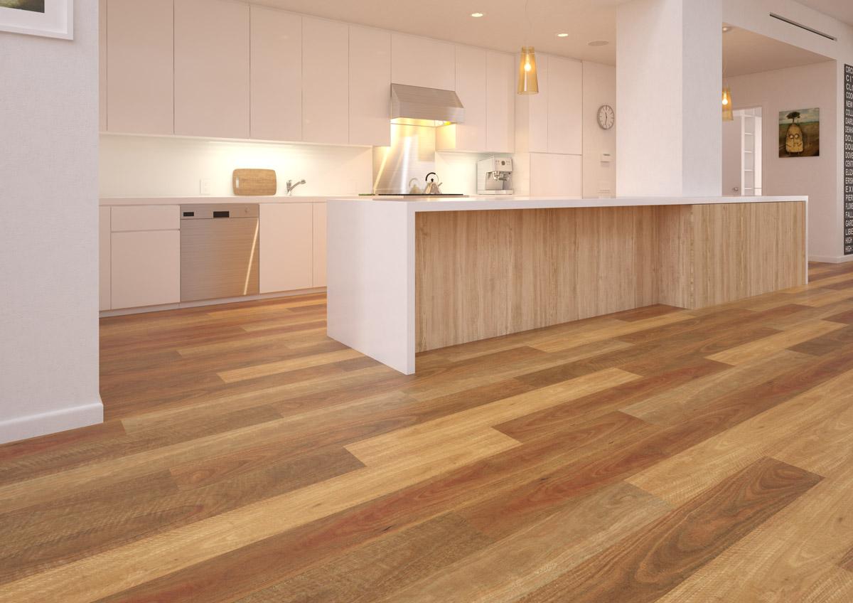 Proline Rigid Southern Spotted Gum Titan Timber Flooring