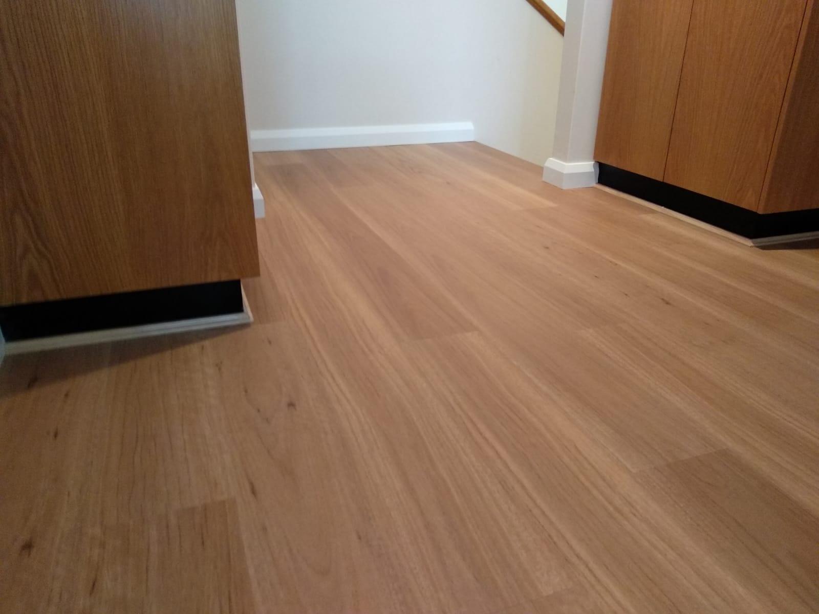 Aspire Hybrid Coastal Blackbutt Titan Timber Flooring